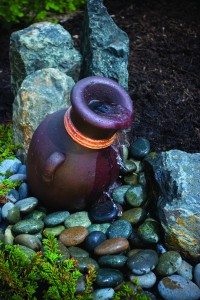 98920 Leaning Vase Fountain