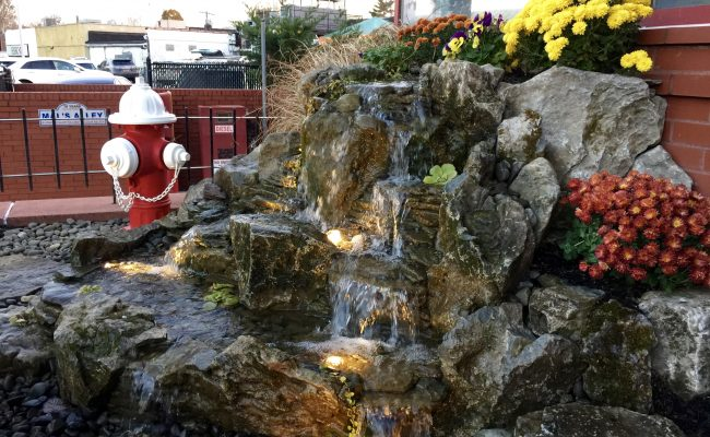 Pondless Waterfall Conversion